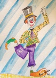 Clown 8