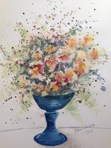 Watercolor Hahnemühle 500 m/g2 (215 lbs), 50 x 65 cm (19.7'' x 25.6'') Price: BRL$ 1500,00