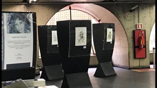 Expo Momentos de Gratidão de Edna Carla Stradioto