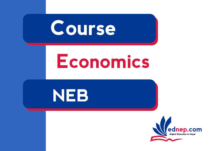 NEB Economics Grade 11
