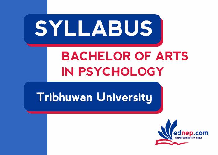 Bachelor Of Arts Psychologie