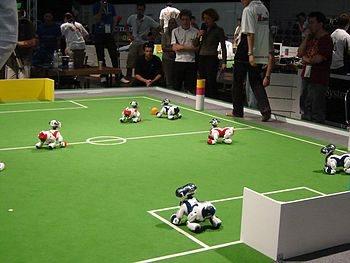 Robocup-tournament