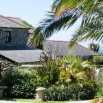 Granite farmhouse