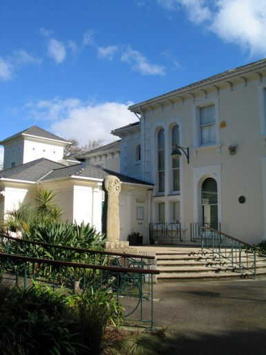 Fine old museum in Penzance
