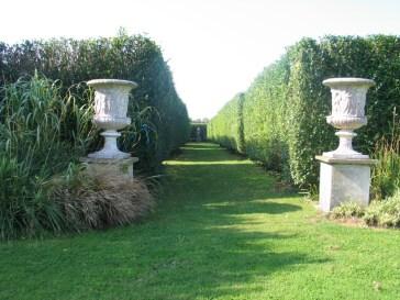 Entrance to the Italian Gardens