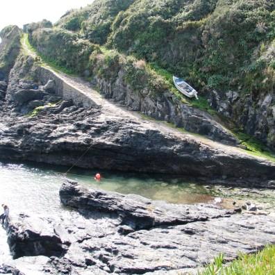 Slipway Prussian Cove
