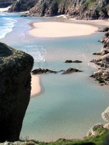 Treen Beach