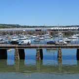 Ross Bridge over Penzance harbour
