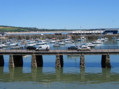 Ross Bridge over Penzance harbour