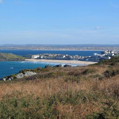 The Island at St Ives