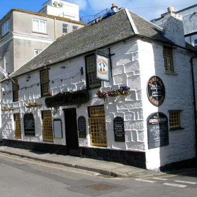 The Turk's head pub