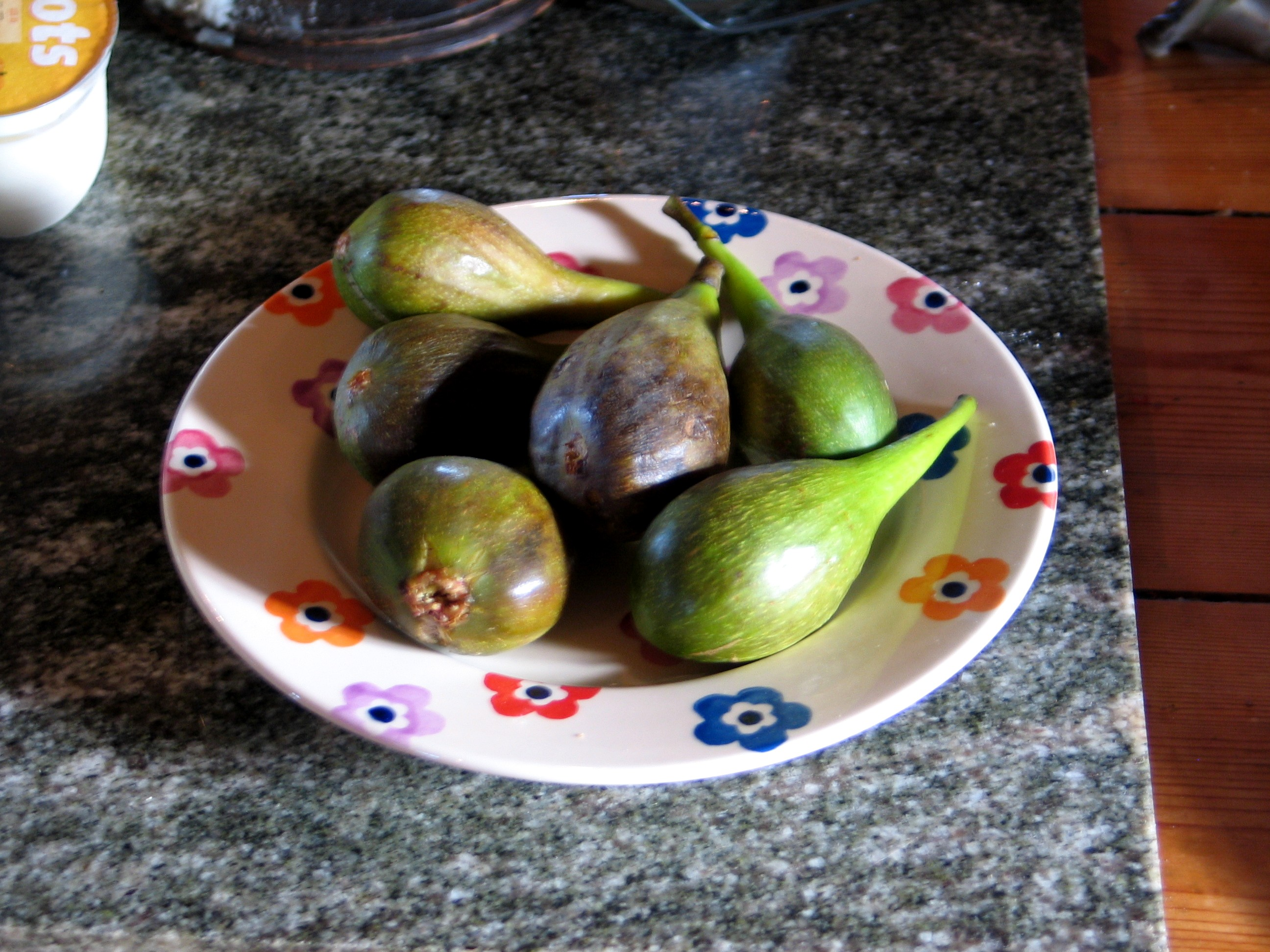 Figs freshly picked