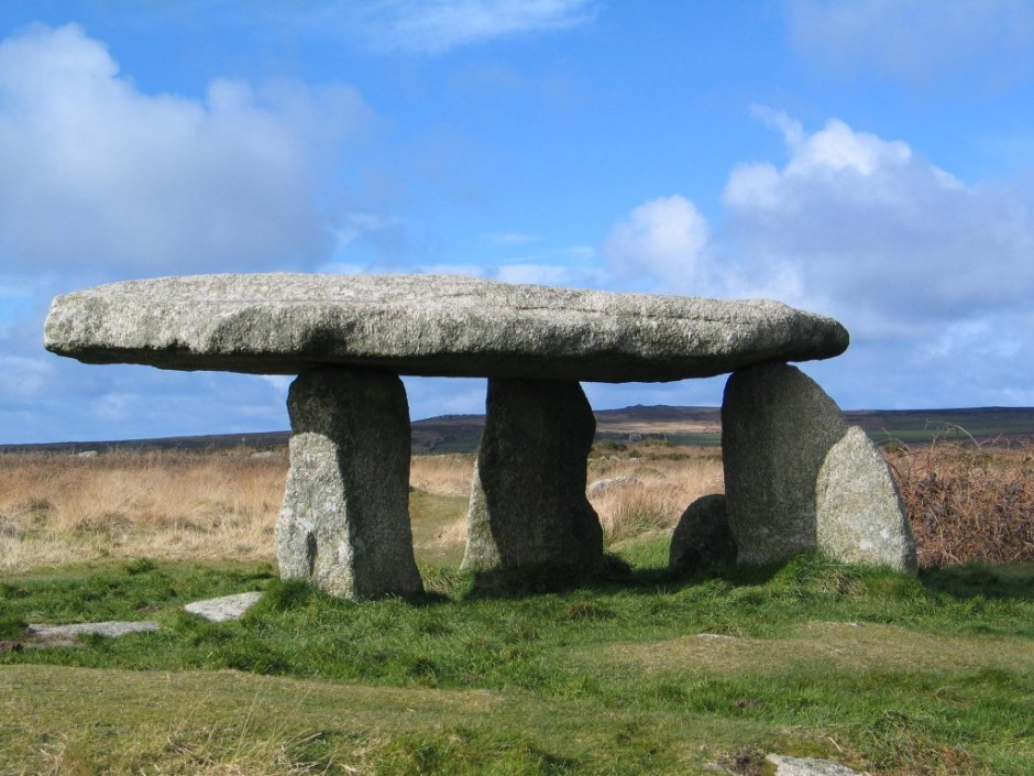 Lanyon Quoit Neolithic tomb