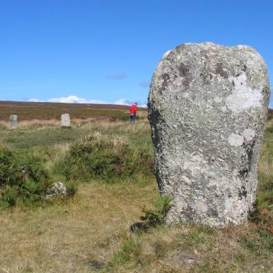 Tregaseal stone circle