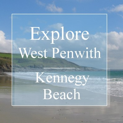 Explore west penwith and kennegy beach unspoiled golden sands