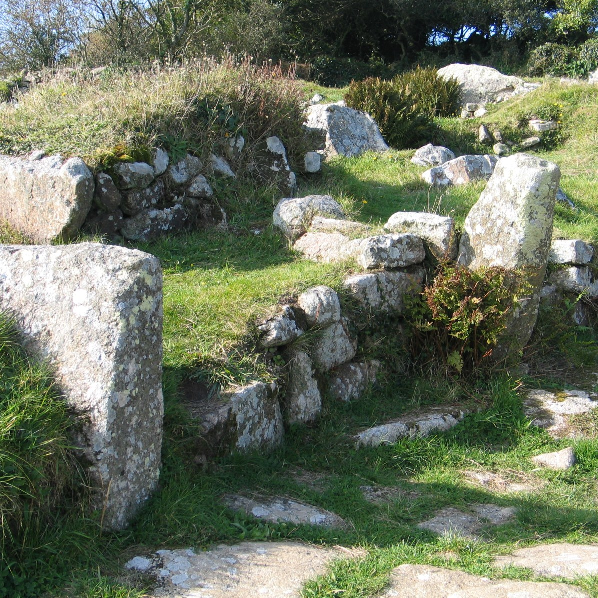 One of the best preserved ancient settlements