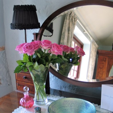 The pretty dressing table
