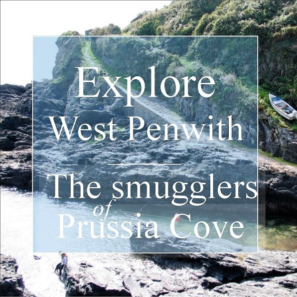 Explore west Penwith old slipway to cornish cove