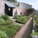 The walle garden st michael's mount