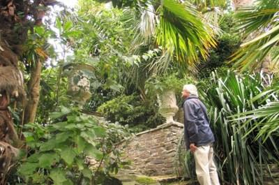 Urns-italianate-garden-Lamorran