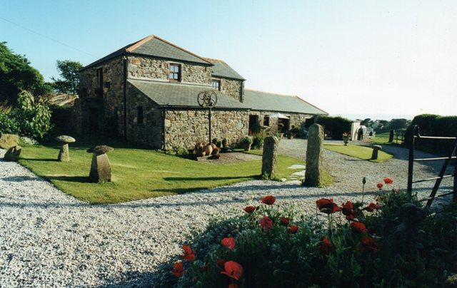 Granite barn conversion 1991