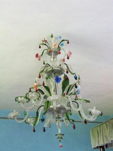 Fabulous antique chandelier