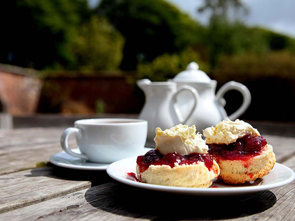 Cornish Food & Drink - Cream Teas