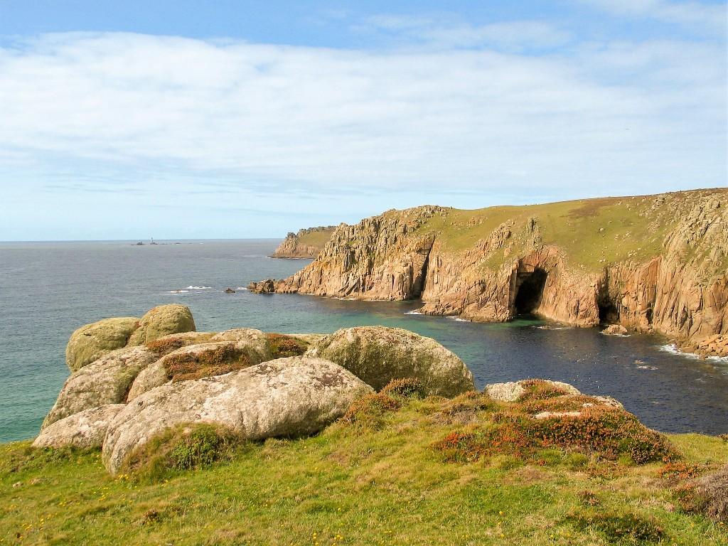Walk the south west Coastal footpath