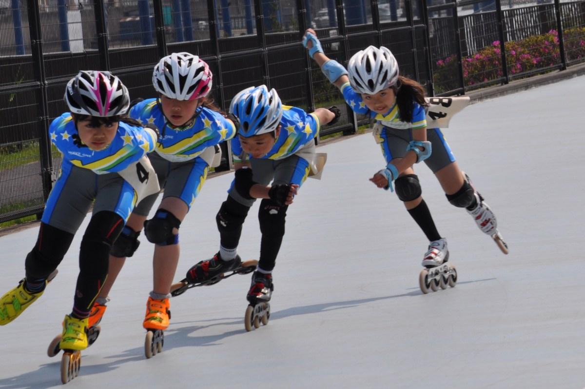 第71回江戸川区総合体育祭(春季区民大会)ローラースケート大会