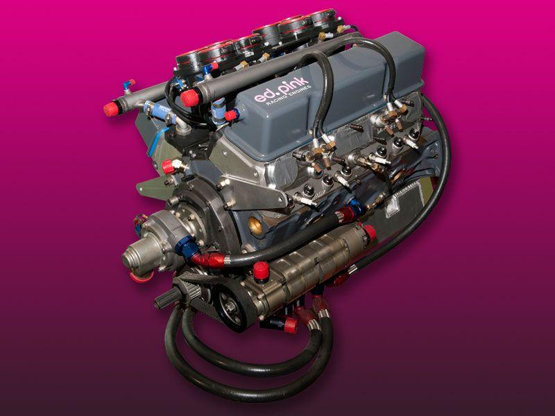 EPRE Chevy Engine