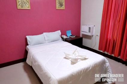 Wallabies Hotel room
