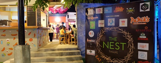 The Nest Taguig Eat Shop Enjoy