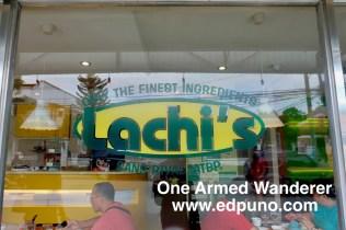 Lachi's Sans Rival Davao City Philippines