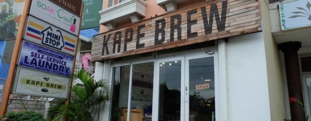 Kape Brew Taguig City