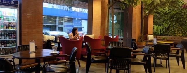 U Hotel's Lobby Lounge