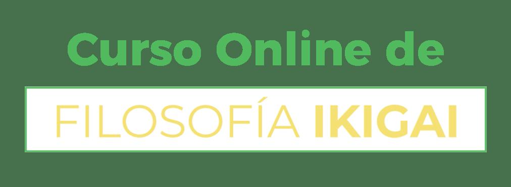 logo curso online ikigai