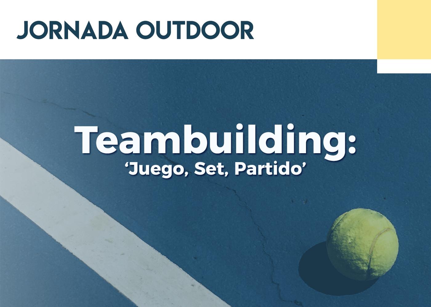jornada outdoor tenis 2019