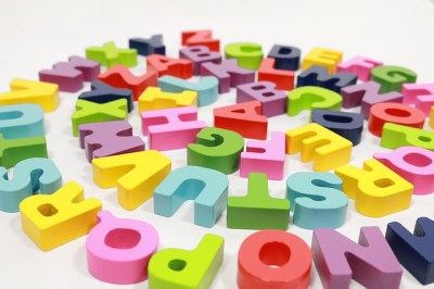 Letters of the English Alphabet as featured image of English Alphabet course