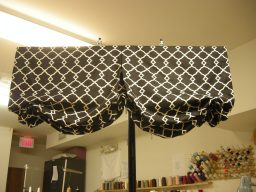 London shade valance 04