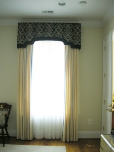 Custom shaped cornice 02