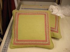 Toss pillows 12