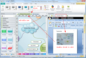 Export Diagrams to MS Office