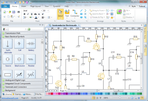 Schematic Diagram Software