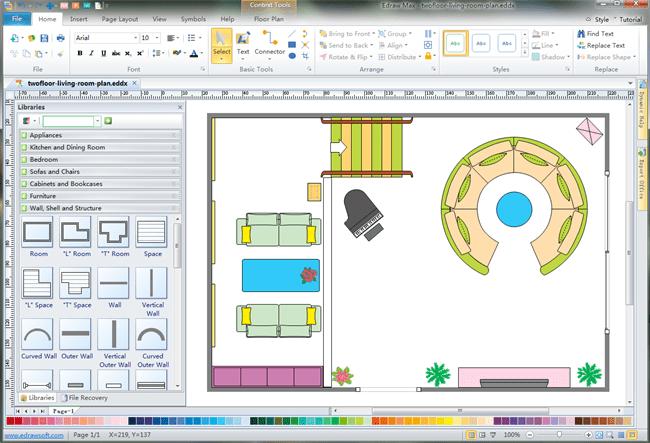 Home Floor Plan Software