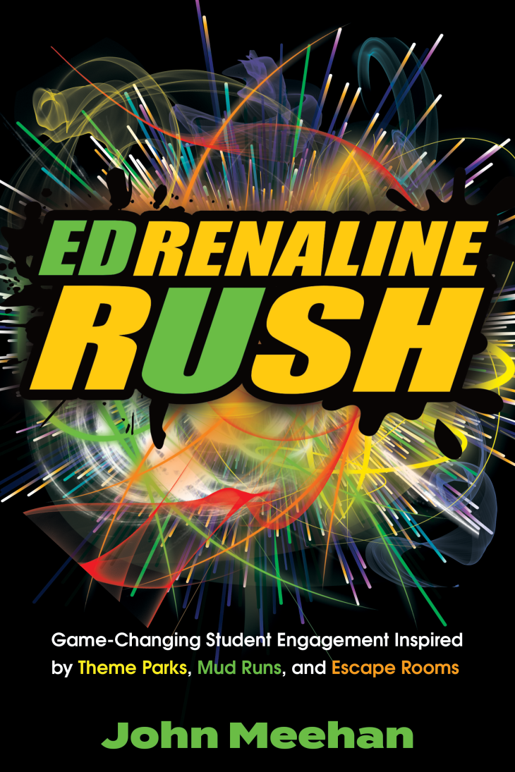 EDrenaline Rush Cover