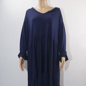 robe grande taille a capuche e dressing des copines