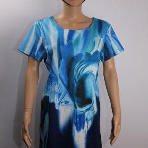 robe bleue e dressing des copines
