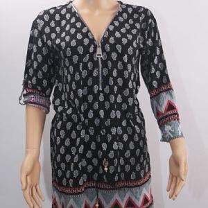 robe tunique imprimée e dressing des copines