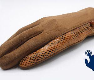 gants motif python e dressing des copines