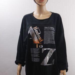 sweat-shirt imprimé e dressing des copines